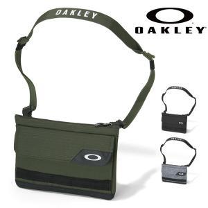 ショルダーバッグ OAKLEY オークリー ESSENTIAL MUSETTE 2.0 921404JP FFS B27 MM|murasaki