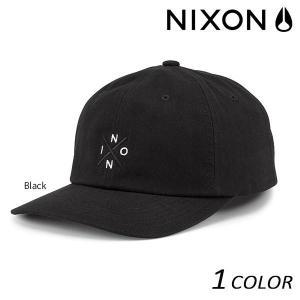 キャップ NIXON ニクソン Prep Strapback C2784 EEF H10|murasaki