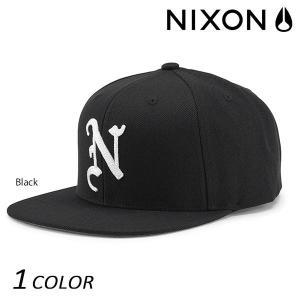 キャップ NIXON ニクソン CPT Snapback C2838 EEF H10|murasaki