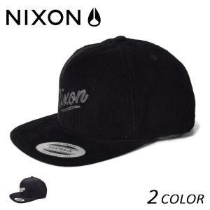 キャップ NIXON ニクソン Bogey Snapback C2857 EEF L6 MM|murasaki