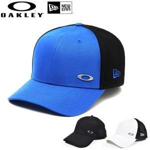 キャップ OAKLEY オークリー × NEW ERA ニューエラ TINFOIL CAP 911548 FFS D5|murasaki