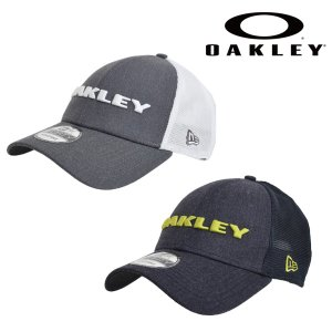 メッシュ キャップ OAKLEY オークリー HEATHER NEW ERA HAT 911523 EES C30|murasaki