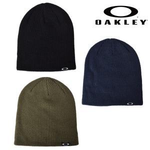 ビーニー OAKLEY オークリー BACKBONE BEANIE バックボーン ビーニー 911537 EEF L1 MM|murasaki