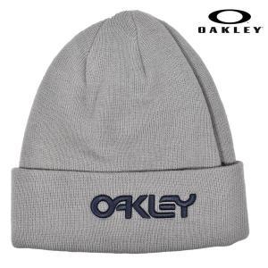 SALE セール ビーニー OAKLEY オークリー 912013 22Y BEANIE BIB LOGO ダブル ニット帽 メンズ レディース ニットキャップ 春 秋 冬 FFF B7|murasaki