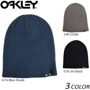 ビーニー OAKLEY オークリー BACKBONE BEANIE 911537 DDF L8|murasaki