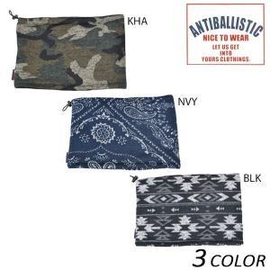 ネックウォーマー ANTIBALLISTIC アンティバルリスティック NW9272 DX K20|murasaki