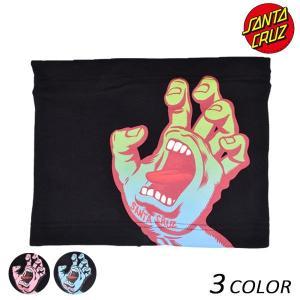 ネックウォーマー SANTA CRUZ サンタクルーズ SCREAMING HAND スクリーミングハンド 50273901 EEF K13|murasaki
