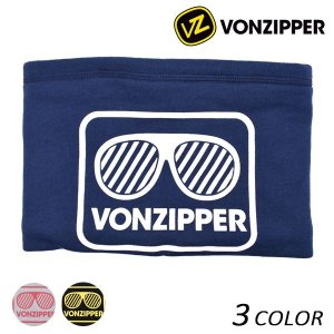 ネックウォーマー VONZIPPER ボンジッパー AG212-934 E1 K28 murasaki