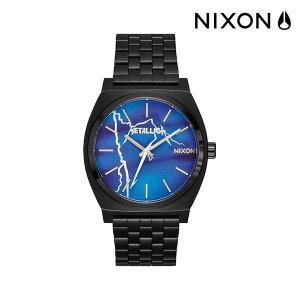 時計 NIXON ニクソン A045-3107 TIME TELLER タイムテラー RIDE THE LIGHTNING METALLICA コラボレーションモデル FF K29|murasaki