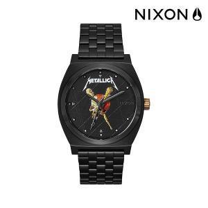 時計 NIXON ニクソン A045-3108 TIME TELLER タイムテラー PUSHEAD METALLICA コラボレーションモデル FF K29|murasaki