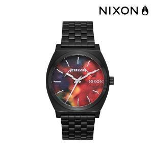 時計 NIXON ニクソン A045-3109 TIME TELLER タイムテラー HARDWIRED METALLICA コラボレーションモデル FF K29|murasaki
