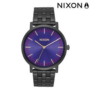 時計 NIXON ニクソン PORTER ポーター A1057 2693 FF G6|murasaki