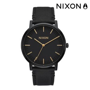 時計 NIXON ニクソン PORTER LEATHER A1058 1031 FF G5|murasaki