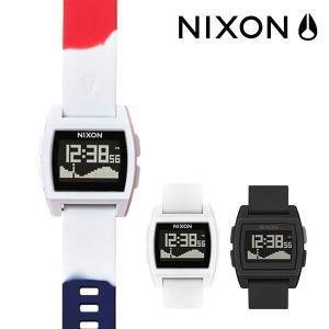 時計 NIXON ニクソン BASE TIDE A1104 FF F26|murasaki