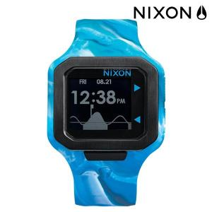 時計 NIXON ニクソン THE SUPER TIDE スーパータイド A316 2246 FF G6|murasaki