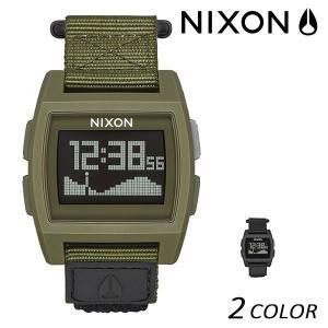 時計 NIXON ニクソン BASE TIDE NYLON ベース タイド ナイロン NA1169 EE B26 MM murasaki