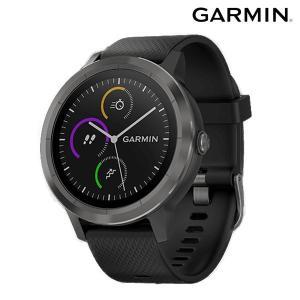 時計 GARMIN ガーミン 010-01769-71 VIVOACTIVE 3 スマートウォッチ ...