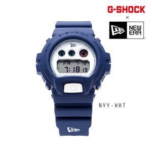 送料無料 時計 G-SHOCK ジーショック DW6900 【NEW ERA × G-SHOCK】 DD A11 murasaki