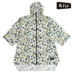 レインポンチョ KiU キウ K77-050 SLEEVE RAIN PONCHO スリーブレインポ...
