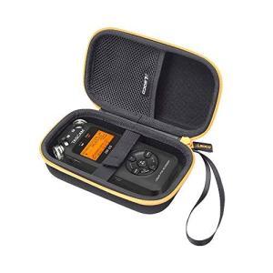 RLSOCO 保護収納ケース TASCAM リニアPCMレコーダー DR-05VER2-JJ等対応