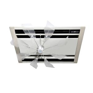 株式会社潮 ハイブリッドファン SJR HBF-SJR 空調 節電 エアコン 温度ムラ|muratakagu