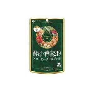 219種類の植物酵素や、ビタミン・ミネラルを含むビール酵母、クロロゲン酸類(生コーヒー抽出物)を配合...