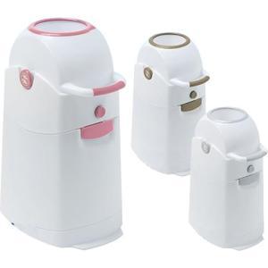 リトルプリンセス おむつ処理容器 くるっとポン レギュラーサイズ 赤ちゃん ラクラク操作 紙おむつ|muratakagu