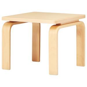天童木工 サラ サイドテーブル T-2489WB-NT|muratakagu
