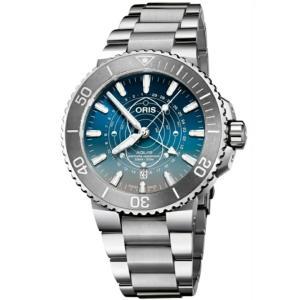 オリス 腕時計 ORIS アクイス ダットワット リミテッドエディション 世界限定2009本 761...