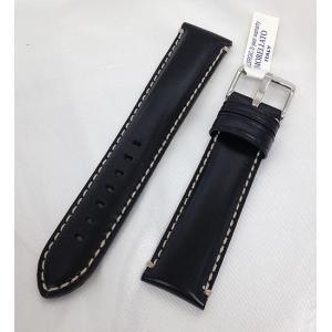 時計ベルト 腕時計バンド MORELLATO モレラート バンド Giorgione ジョルジオーネ ブラック 黒 皮革 送料無料|muratatokei