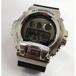 G-SHOCK カシオ GM-6900-1JF 黒 ブラック 送料無料
