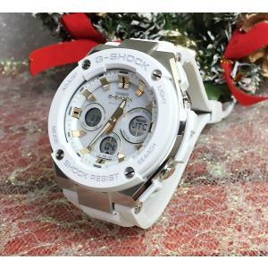 腕時計 カシオ G-SHOCK Gショック ジーショック 電波ソーラー 大人のG-SHOCK Gスチール  GST-W300-7AJF プレゼント 誕生日 記念日 国内正規品 送料無料