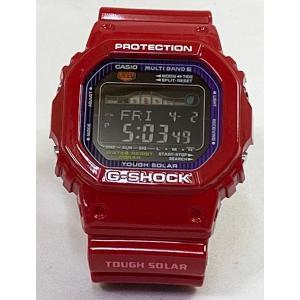 G-SHOCK カシオ GWX-5600C-4JF 赤 レッド 送料無料
