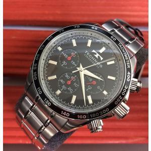 腕時計 メンズ テクノス TECHNOS メンズウォッチ クロノグラフ T4462SB 正規1年保証 送料無料|muratatokei