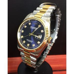 腕時計 メンズ テクノス TECHNOS メンズウォッチ T9522TN 正規1年保証 送料無料|muratatokei