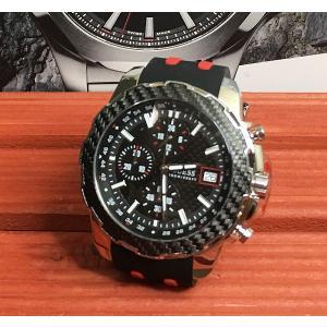 腕時計 GUESS ゲス メンズウォッチ クォーツ ラバーベルト W1047G1 プレゼント 正規品 送料無料 ラッピングサービス|muratatokei