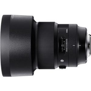 Sony Eマウント  105F1.4DGHSMA 解像力とボケ味にこだわり抜いたフルサイズ用Art...