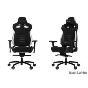 VERTAGEAR  Racing Series PL4500 ゲーミングチェア  Black&Wh...