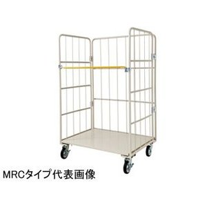 【代引不可】【1〜10台単価】MRC-S5 ロールボックスパレット 底板スチールタイプ murauchi3