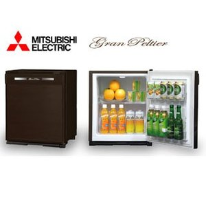 MITSUBISHI/三菱  RK-41B-K 電子冷蔵庫 グラン・ペルチェ (木目調) 【41L】