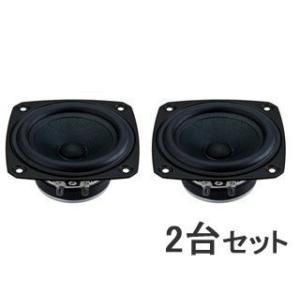 FOSTEX/フォステクス  【2台セット!】 P1000K 10cmフルレンジユニット murauchi3