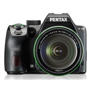 PENTAX/ペンタックス  【梱包B級品特価!】K-70 18-135WR キット(ブラック)|murauchi3