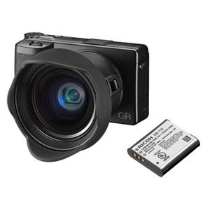 GR3DB110GW4set ハイエンドコンパクトデジタルカメラ RICOH GR III と...