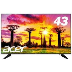 Acer/エイサー  4K UHD対応 IPSパネル採用 43型ワイド液晶ディスプレイ 75Hz D...