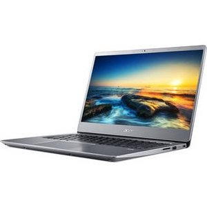 Acer/エイサー  14.0型ノートPC SF314-54-N24U/S (Pentium Gold 4417U/4GB/256GB SSD/Windows 10/スパークリーシルバー)|murauchi3