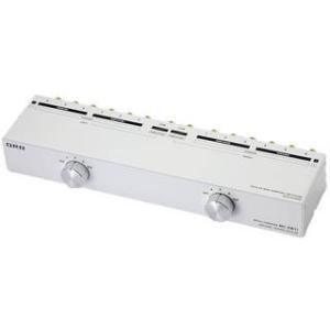 MCSW1I 高品位パーツを使用し、本来の音をありのままに伝えるアンプ/スピーカーセレクター