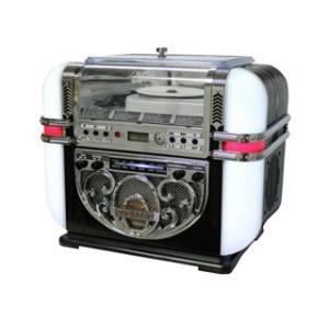 WINTECH/廣華物産  KBYL-08 ジュークボックス型CDラジオ(ベビーベルリン型) murauchi3