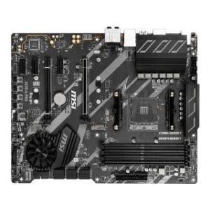 MSI/エムエスアイ  X570チップセット搭載ATXマザーボード X570-A PRO