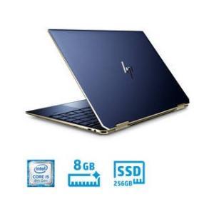 HP/エイチピー  13.3型ノートPC Spectre x360 13-ap0000 G1 (i5/8GB/256GB/ポセイドンブルー) 5KX45PA-AAAA|murauchi3