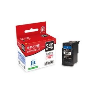 JIT/ジット  リサイクルインク キヤノン BC-340対応・ブラック JIT-C340B|murauchi3